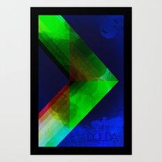 Dolda Art Print