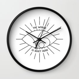 V.F.D. II Wall Clock
