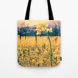 Bye-bye Winter, Hello Spring! Tote Bag