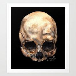 Alas, Poor Yorick! Art Print
