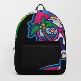 Chilling Skull Backpack