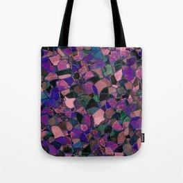 Meeting Hundertwasser Tote Bag