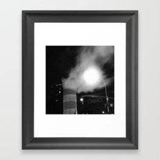 ulica Framed Art Print