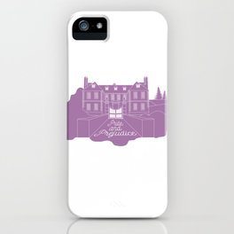 Jane Austen - Pride and Prejudice, Longbourn iPhone Case