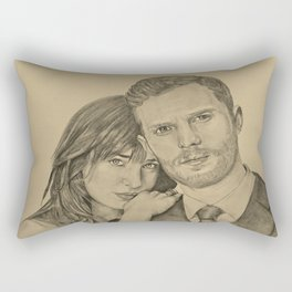 Fifty Shades of Grey  Rectangular Pillow