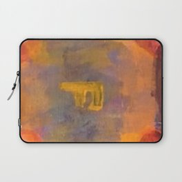 Hot Love on Fire Laptop Sleeve