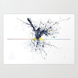 My Schizophrenia (9) Art Print