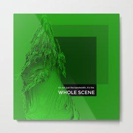 WHOLE SCENE Metal Print
