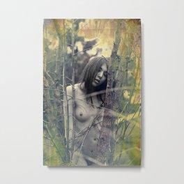 Dryad's Passion Metal Print
