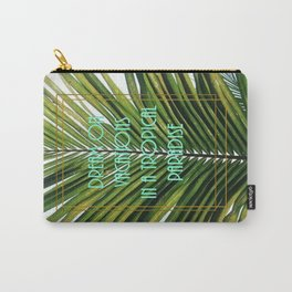 TropIc Carry-All Pouch