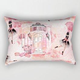 Flying fashion Rectangular Pillow
