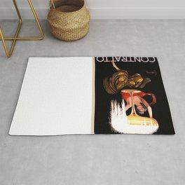 Vintage poster - Contratto Rug