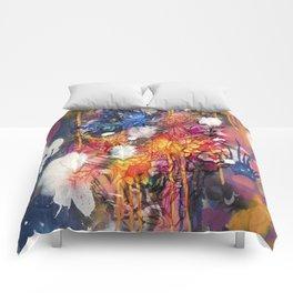 FlowerFish Comforters