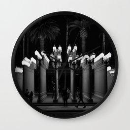 LACMA Wall Clock