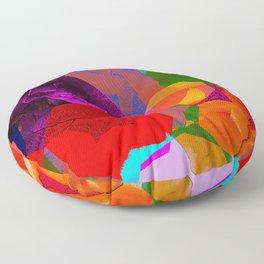 COLOURFUL DREAM 4 Floor Pillow