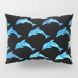 Dolphin Shimmer Pillow Sham