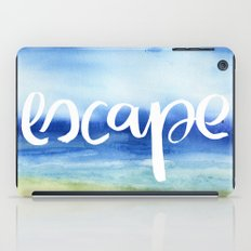 Escape [Collaboration with Jacqueline Maldonado] iPad Case