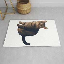 Cute Kitty Cat Rug