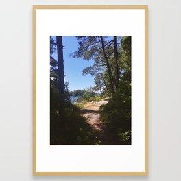 Islander 2 Framed Art Print
