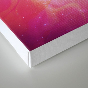 Glitch 12 Canvas Print