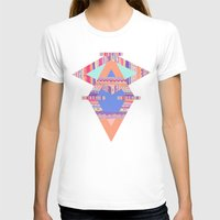 decal T-shirts featuring TRIBAL CRAYON / by Vasare Nar