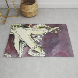 The Octopus -  Rug