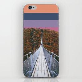 Colorscape II iPhone Skin