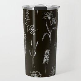 Patagonian wildflowers Travel Mug