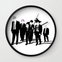 Reservoir Warriors Wall Clock
