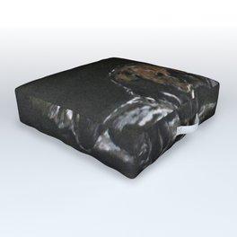 Office Fight Outdoor Floor Cushion