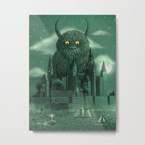 Age of the Giants  Metal Print