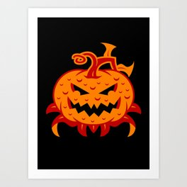 Sleepy hollow Art Print