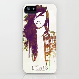 We are lights iPhone Case