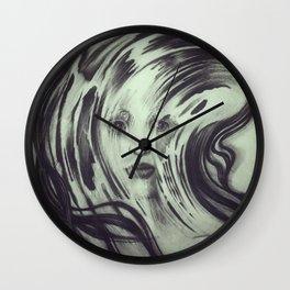 Mermaid 2 Wall Clock