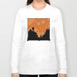 The Great Blimp Race Long Sleeve T-shirt
