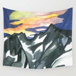 The Mountain Wall Tapestry