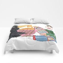 Lamen Bird. Comforters