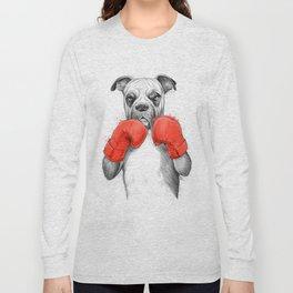 boxer Long Sleeve T-shirt
