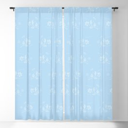 Floral Pattern #2 #decor #art #society6 Blackout Curtain