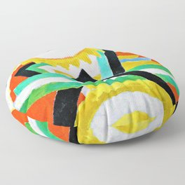 Pre-War Pageant - Digital Remastered Edition Floor Pillow