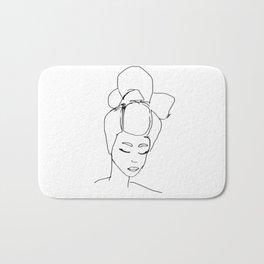 Geisha - Sketch Bath Mat