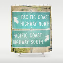 PCH1 Shower Curtain
