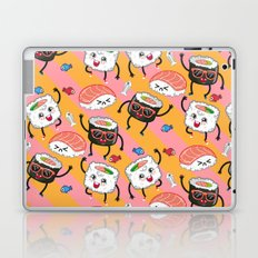 Sushi dance Laptop & iPad Skin