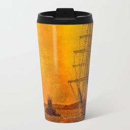 Tall Ships - Morning of Glory Travel Mug