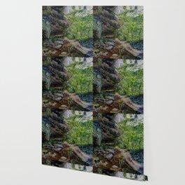 The Grotto Wallpaper