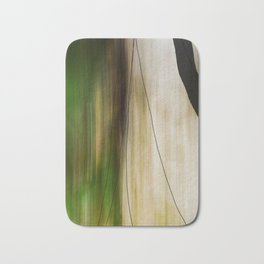 Forest, Water, Lines Bath Mat