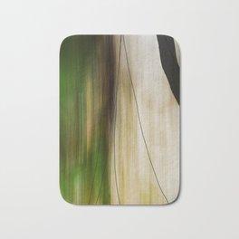 Forest, Water, Lines Bath Mat