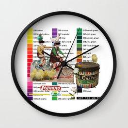 Not Too Weird Wall Clock