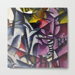 "Lyubov Popova ""Untitled"" Metal Print"