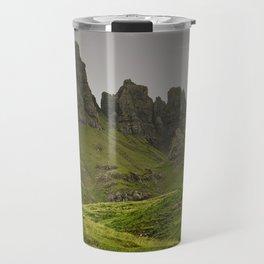 impressions of scotland - quiraing IV Travel Mug